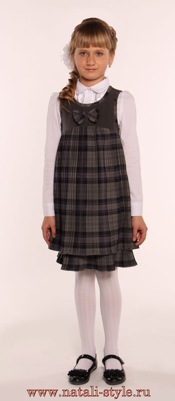 Школьная Одежда Для Полных Девочек
